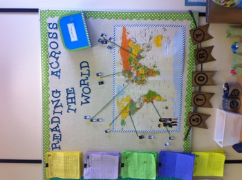Home Reading Across the World Program Mapping Elementary Social Studies