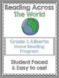 Home Reading Across the World Program Grade 3 Alberta Maps