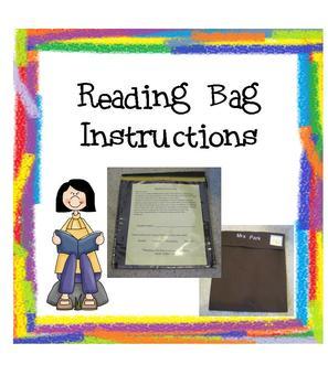 Home Reading Bag Kit