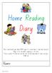 Home Reading Diary