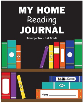 Home Reading Journal for Kids