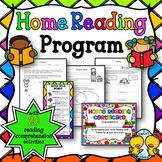 Home Reading Program