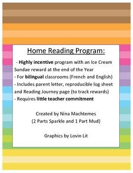 French English Home Reading Program