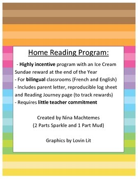French English Home Reading Program