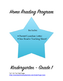 Home Reading - Star Readers