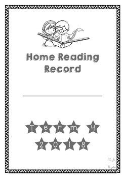 Home Reading Term 4