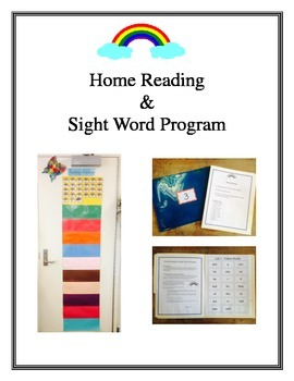 Home Reading and Sight Word Program