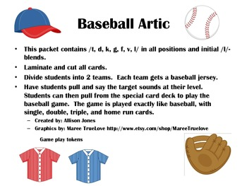Home Run Articulation