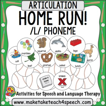 L Phoneme - Home Run!