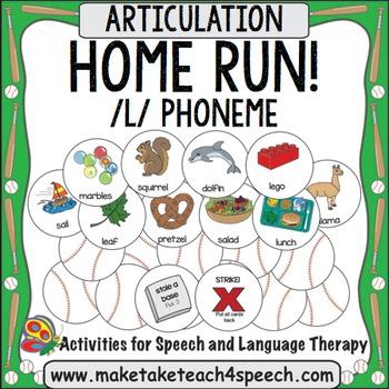 L Phoneme - Home Run!