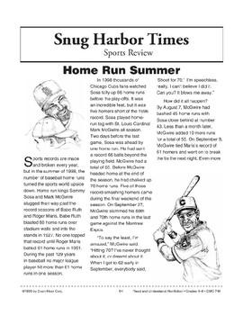 Home Run Summer