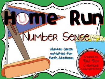 Home Run with Number Sense