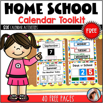 Home School Calendar Toolkit