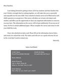 Home-School Communication: Back to School Parent Survey