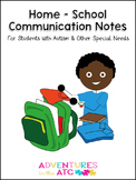 Home School Communication Notes