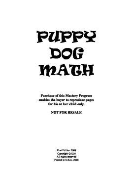 Home School Mastery PDFs – Kindergarten