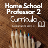 Home School Professor 2 Curricula Curriculum K - 12 Self P