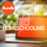 Homeschool Startup 5 Books Plus Student Schedule BUNDLE