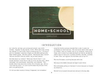 Home + School: Simplified