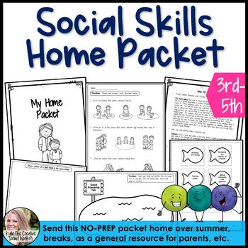 Home, Summer, & Breaks Friendship Packet