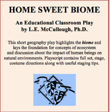 Home Sweet Biome - A Geography Play