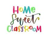Home Sweet Classroom - Teacher Appreciation Week Giveaway