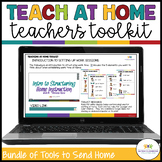 Home Teaching Toolkit for Special Education Support of Dis