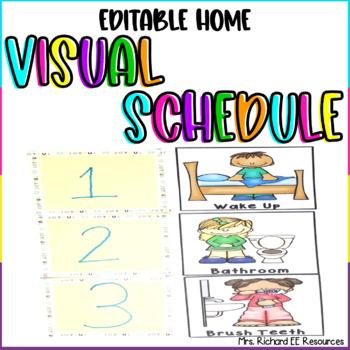 Home Visual Schedule
