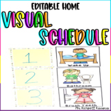 Home Visual Schedule