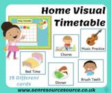 Home Visual Timetable