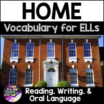 Home Vocabulary Activities for Beginning ELLs