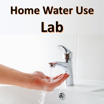 Home Water Use Chart
