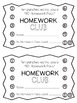 Home Work Club Bulletin Board Classroom Organization Incentive Management