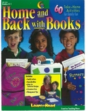 Home and Back with Books Take home Backpack activites