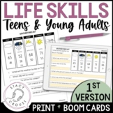 Home and Community Life Skills for Teens and Young Adults