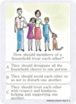 Home and Society - Good Manners Quiz