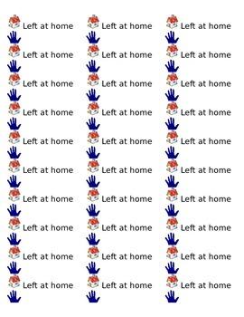 Home folder labels (page 2)