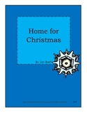 Home for Christmas Jan Brett reading unit with printables