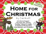 Home for Christmas by Jan Brett:  A Complete Literature Study!