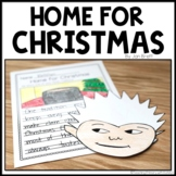 Home for Christmas by Jan Brett   Read Aloud Activities   Craft   Writing Prompt