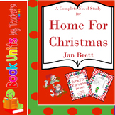 Home for Christmas by Jan Brett Book Unit