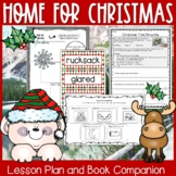 Home for Christmas by Jan Brett Holiday Read Aloud Lesson Plan