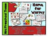 Home for Wormy - Mini Preschool Theme - Apples & Fall theme