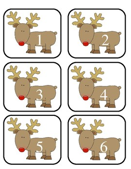 Home for the Holidays Math Games