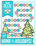 Home for the Holidays: Open-Ended Game Board for Vocabulary & Articulation Words