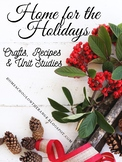 Home for the Holidays {Unit Study Bundle}