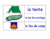 Home in French Flash Cards