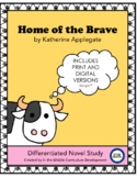 """Home of the Brave"" Novel Study"