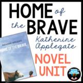 Home of the Brave Novel Unit