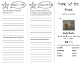 Home of the Brave Trifold - Wonders 6th Grade Unit 4 Week 4
